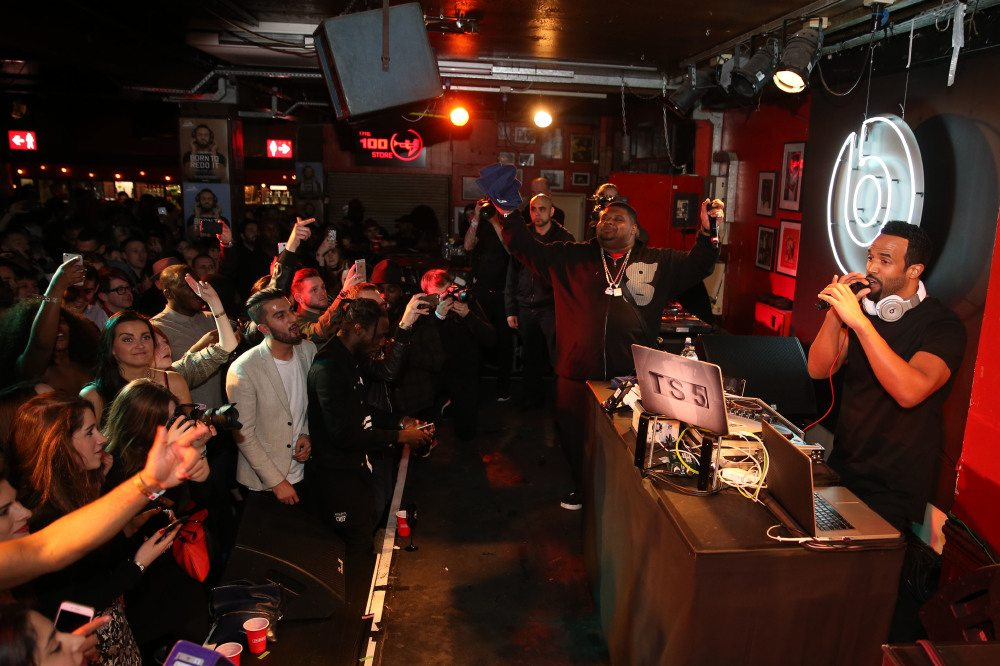 craig-david-beats-official | Beats presents The REDO at the 100 Club with Craig David